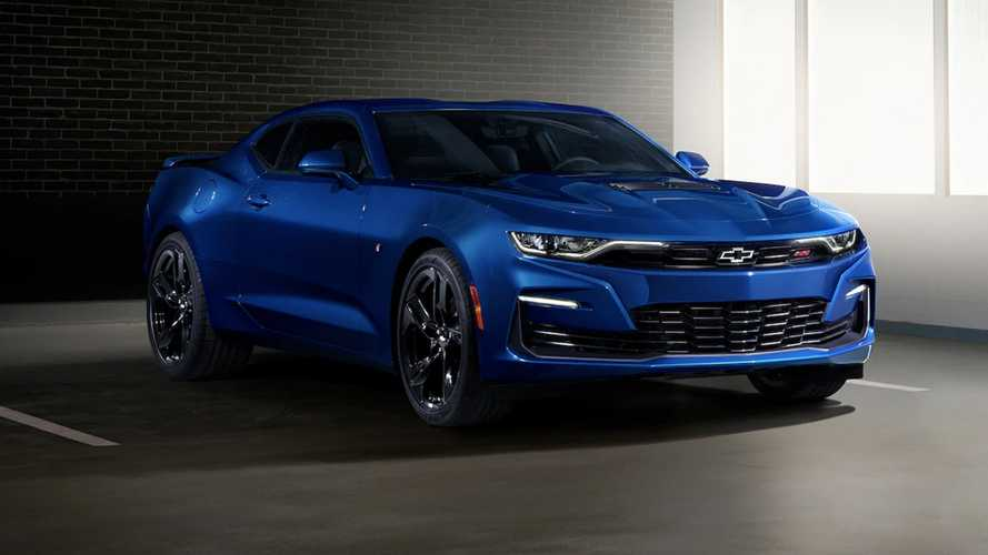 La Chevrolet Camaro model year 2020 arriva in Italia
