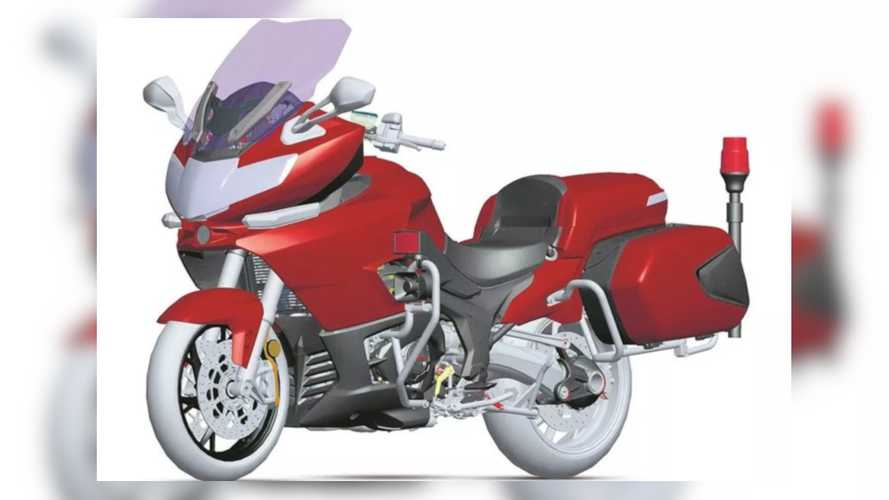 Is Benelli Working On The Biggest Chinese Tourer Yet?