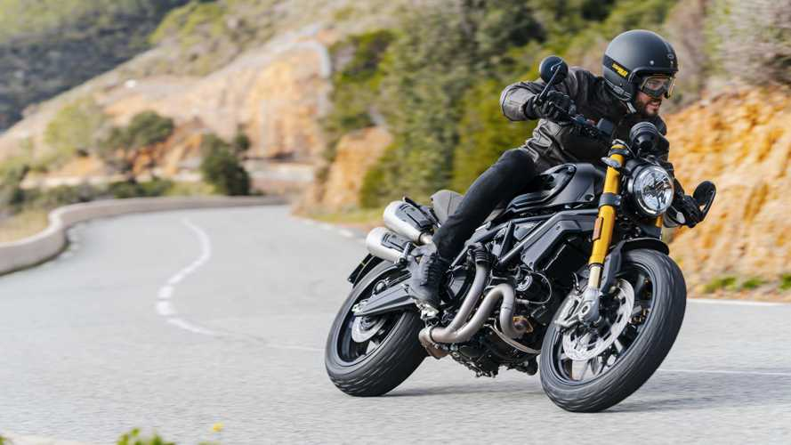 The Ducati Scrambler 1100 Is Coming To India