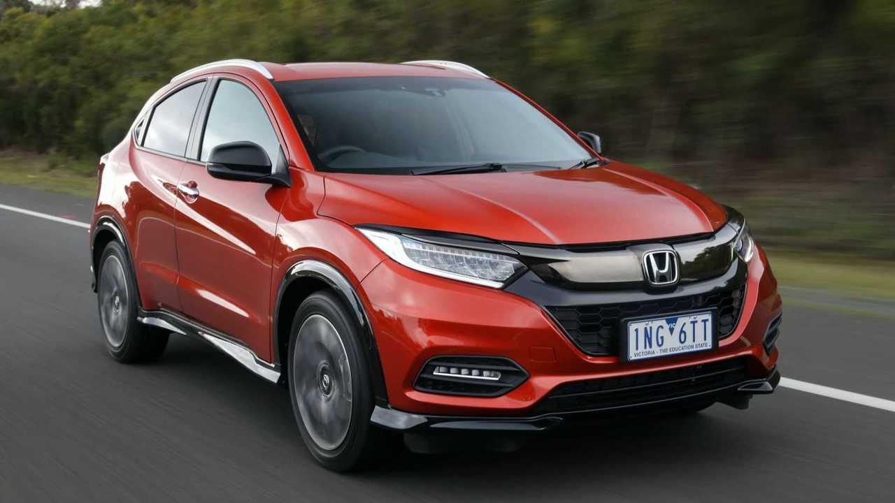 Honda HR-V - Austrália
