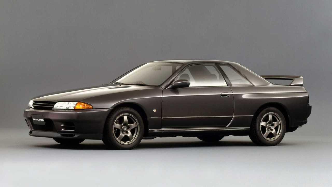 Nissan Skyline GT-R (R32)