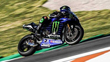 Yamaha chief 'very impressed' with Hamilton's MotoGP test