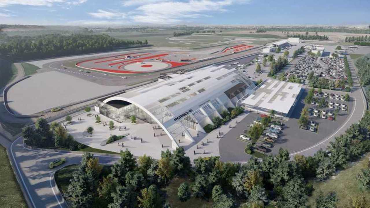 Porsche Experience Center di Franciacorta