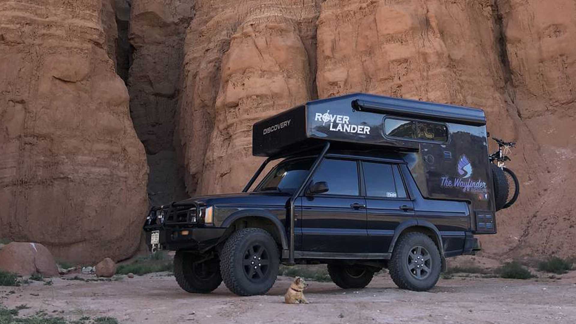 Land Rover Discovery Camper 'Will Turn Heads Everywhere You Go'
