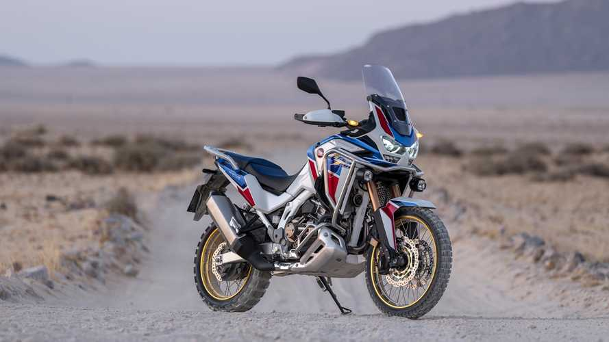 Honda Launches Africa Twin Controls Simulator