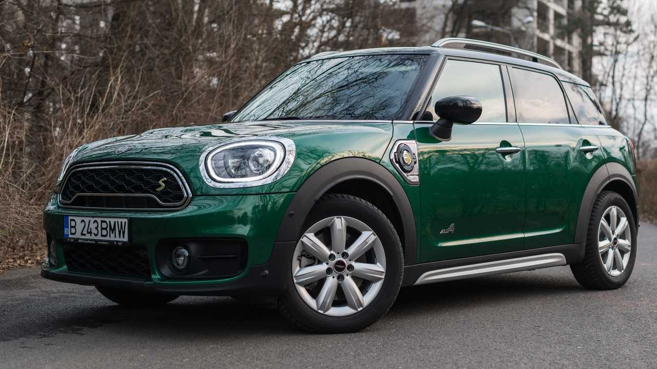 2020 MINI Cooper S E Countryman