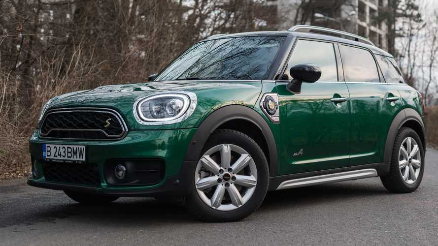 Ask Me Anything About The 2019 MINI Cooper S E Countryman PHEV