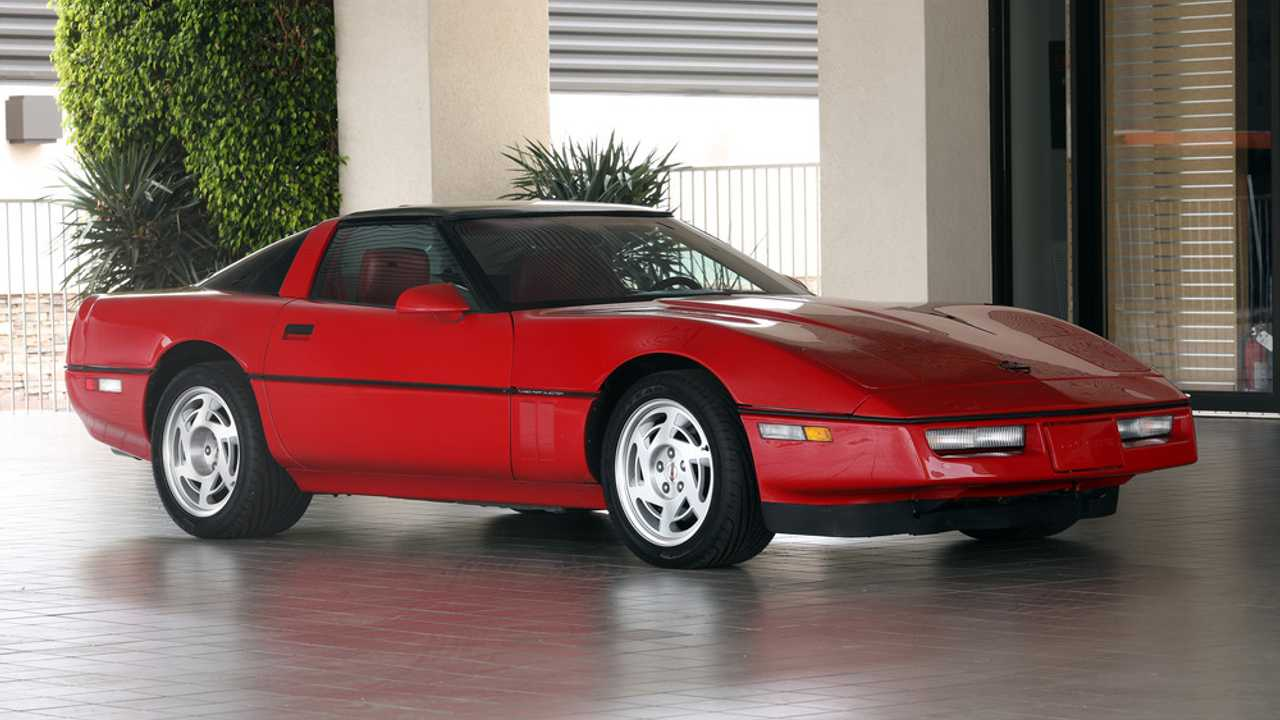 Chevrolet Corvette ZR1 (1990)