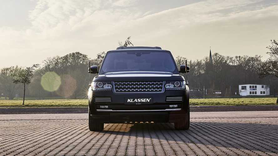 Land Rover Range Rover Autobiography limusina XXL
