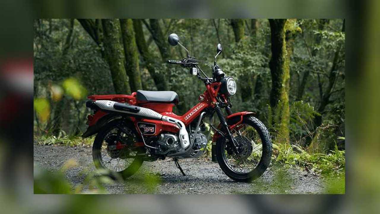 5 Things Honda CT125 Main