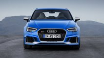 Audi RS 3 Sportback, la sportiva equilibrata
