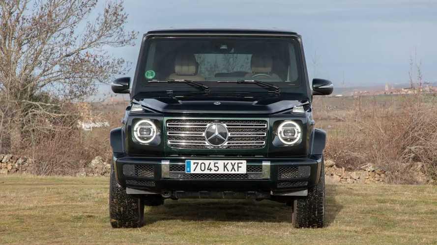 2020 Mercedes G350d