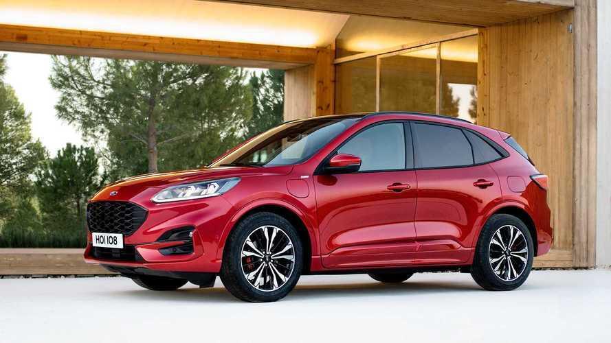 El Ford Kuga podría tener una versión de siete plazas