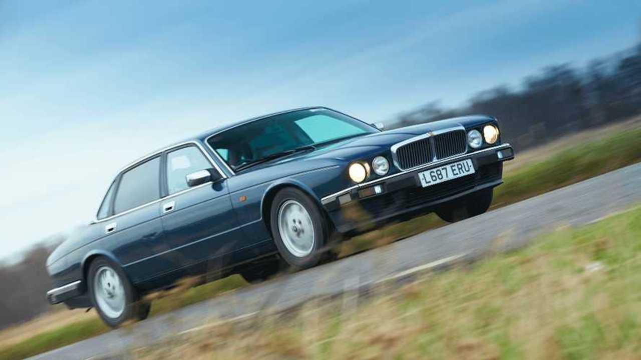 Bangernomics: Meet our £500 Jaguar XJ40