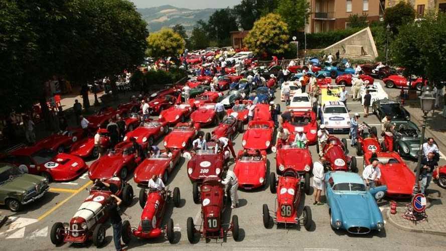French motorsport to headline Vernasca Silver Flag Hill Climb
