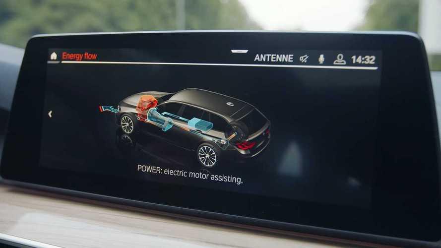 BMW, la nuova gamma mild-hybrid