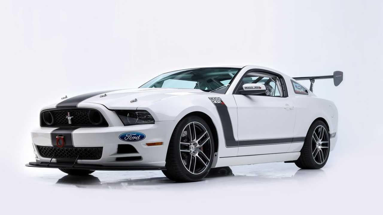 Place Your Bid On Paul Walker\'s 2013 Boss 302S Ford Mustang