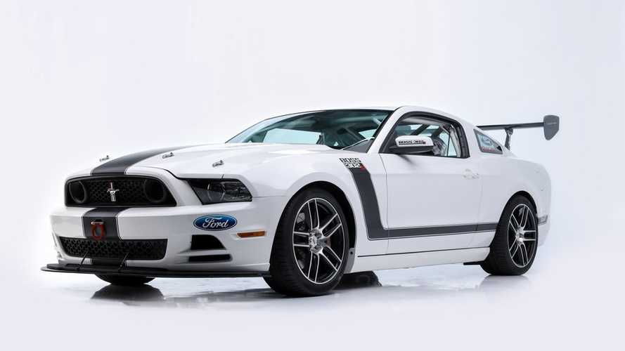 Paul Walker's 2013 Boss 302S Ford Mustang Sells For $87K