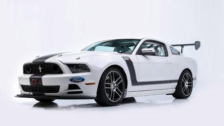 Place your bid on paul walker s 2013 boss 302s ford mustang
