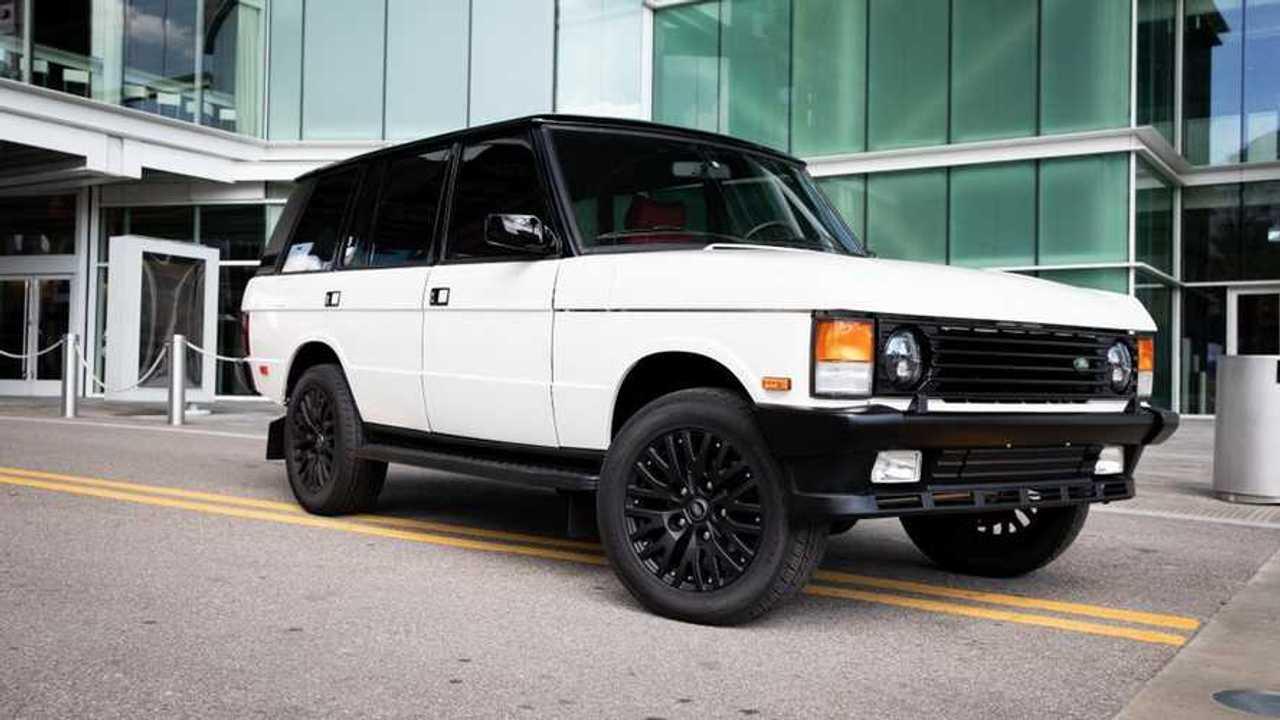Range Rover clásico, restomod de East Coast Defender