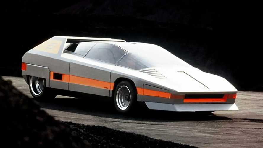 1976 Alfa Romeo 33 Navajo Concept By Bertone