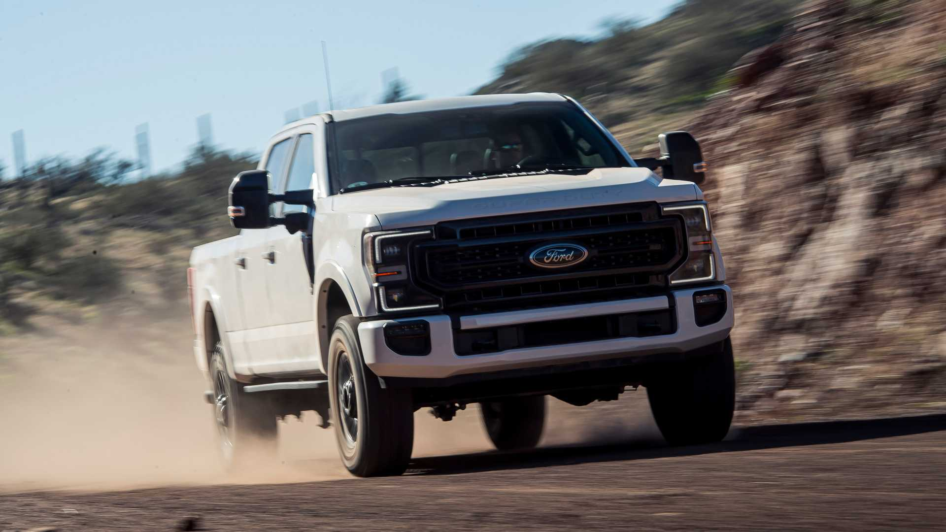 2020 Ford F 250 Tremor First Drive Review Do More