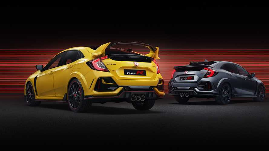 Updated Honda Civic Type R starts at just under £33,000