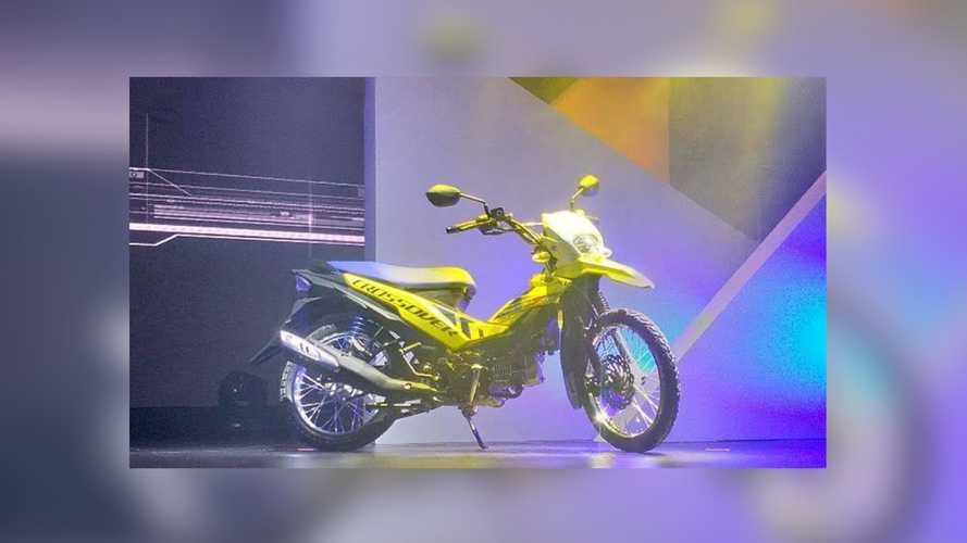 Suzuki Launches Raider J Crossover Dual Sport In Philippine Market