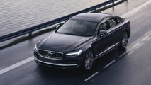 Volvo S90, V90 y V90 Cross Country 2020 (restyling)