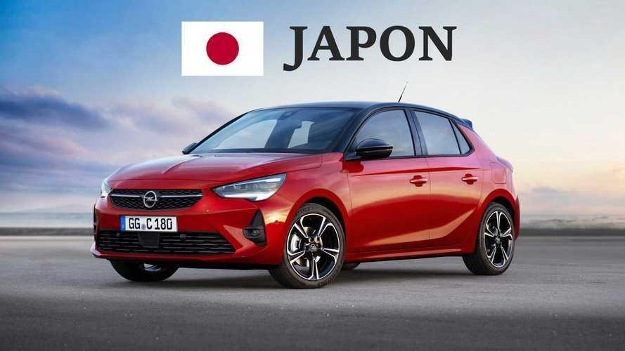 Opel renoue avec le Japon après plus d'une décennie d'absence