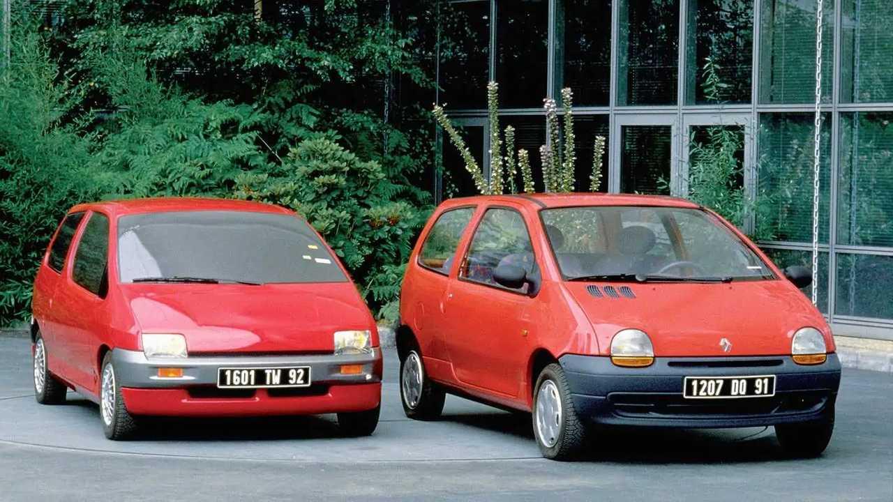 Le développement de la Renault Twingo