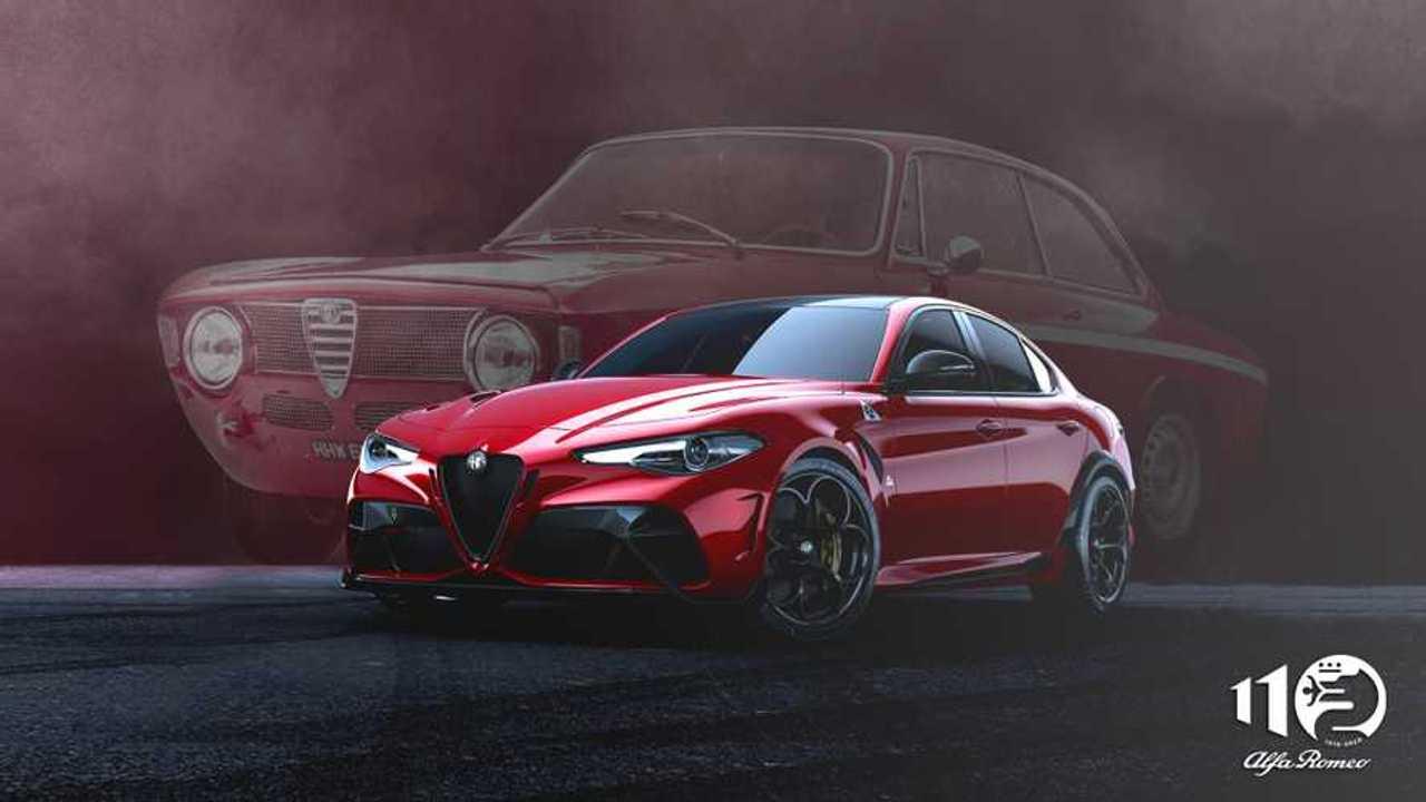 Alfa Romeo Giulia GTA vs vecchia GTA