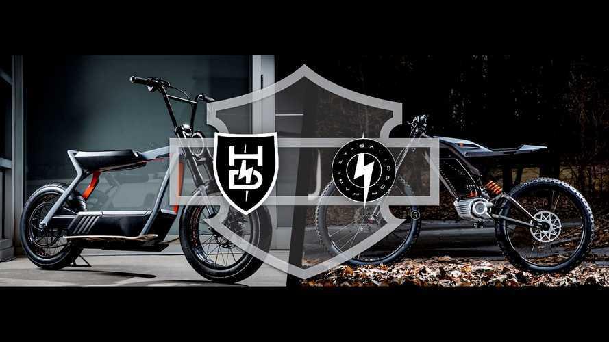 Harley-Davidson, registrati due nuovi loghi in Europa