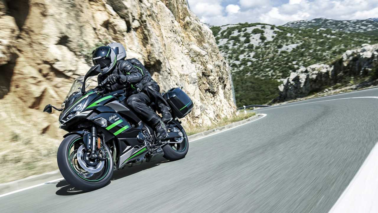2020 Kawasaki Ninja 1000 Feature