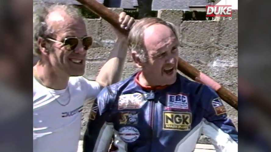 Tony Rutter, Legendary IOMTT Road Racer, Dead At 78