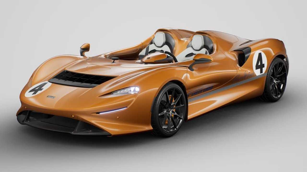 McLaren Elva by MSO