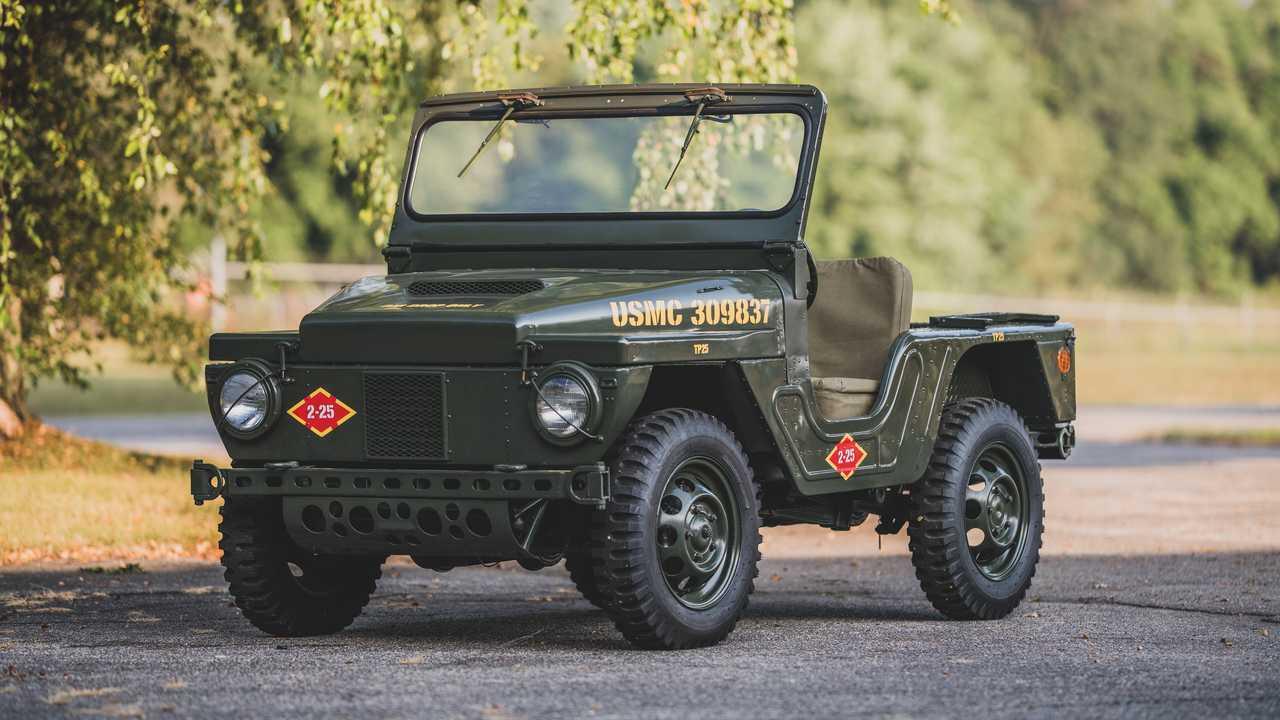 American Motors M422A1 Mighty-Mite 1963