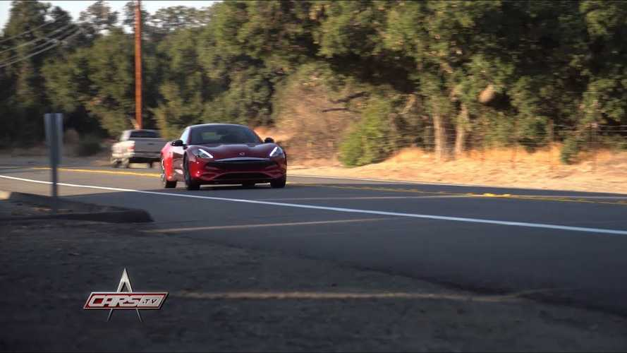 Cars.TV Takes A Ride In The 2020 Revero GT And Visits Karma