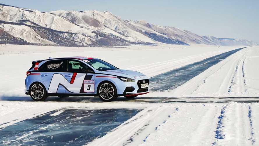 Как мы устанавливали национальный рекорд скорости на льду Байкала