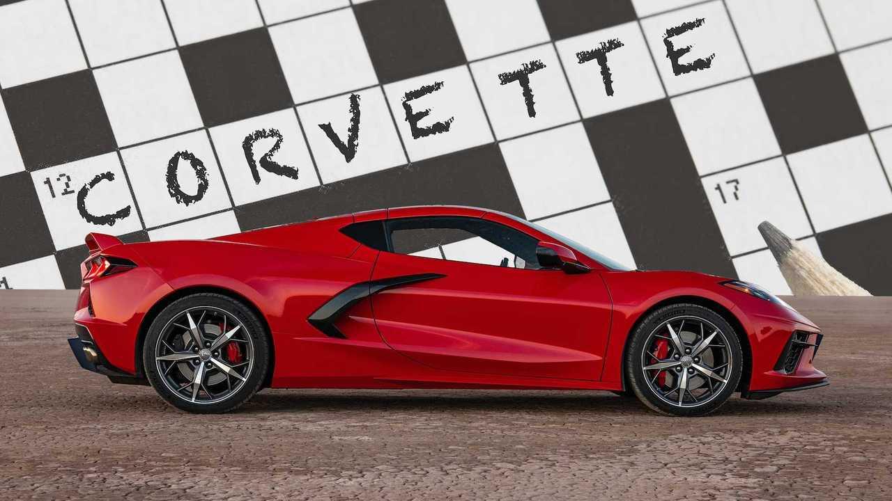 Chevrolet Corvette Crossword