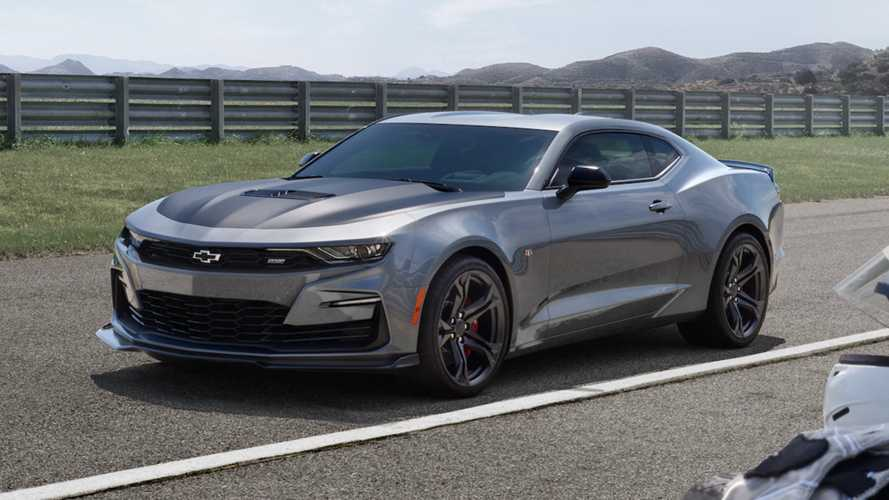 2021 Chevy Camaro SS 1LE Getting Optional 10-Speed Automatic Gearbox