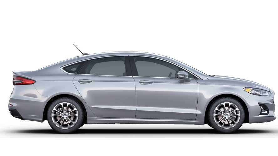 Ford Fusion Production Ends In July: Report