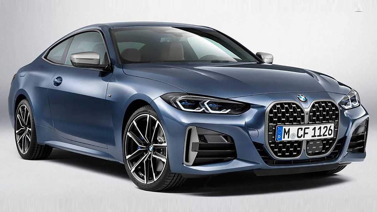 Yay Or Nay Here S The New Bmw 4 Series Without The Big Grille