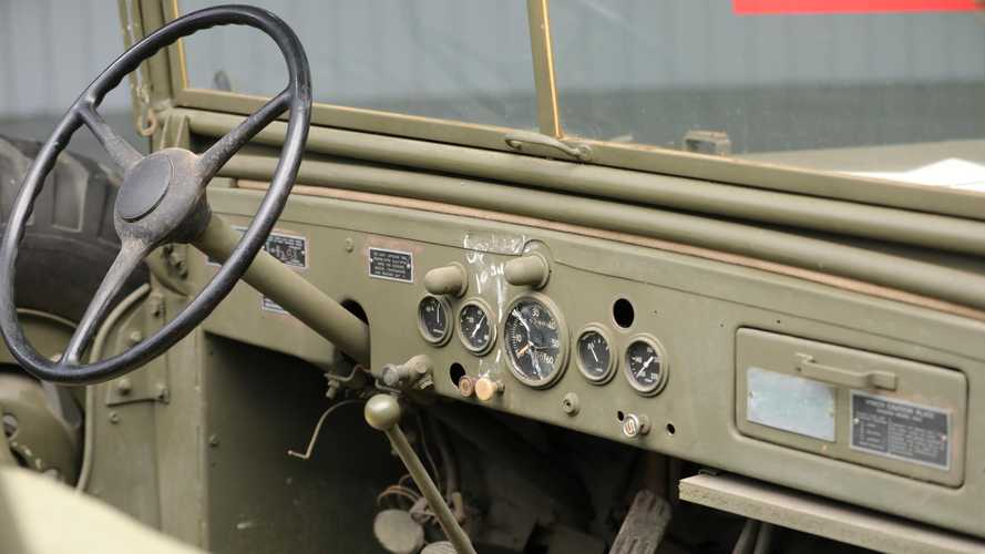 1944 Dodge WC-57 General Patton Command Car