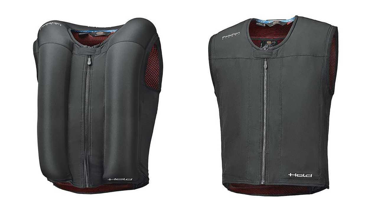 Held Airbag Vest