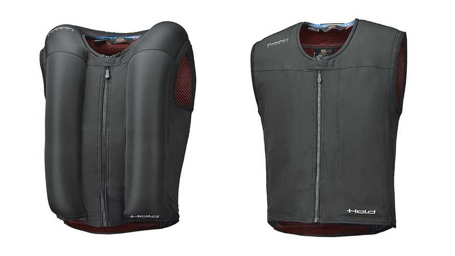 New Held Airbag Vest Now Fits Any Motorcycle Jacket