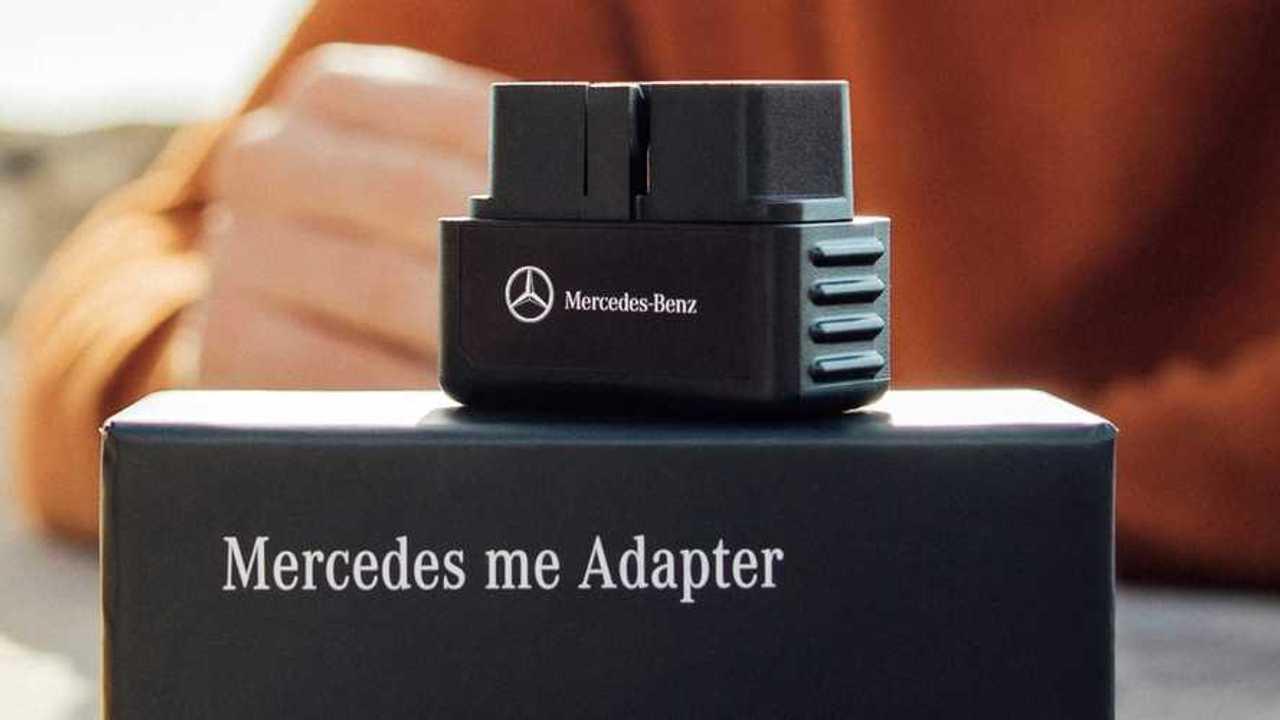 Mercedes-me-Adapter: Der Stecker im Detail