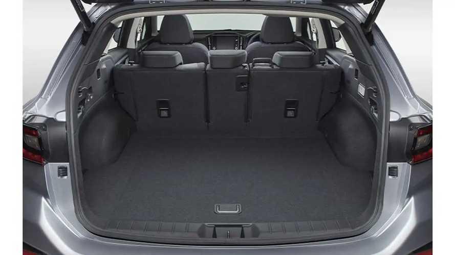 Subaru Levorg 2021 Serienversion