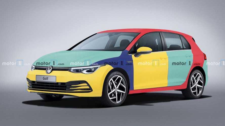 А что, если бы Volkswagen возродил вызывающий Golf Harlekin?