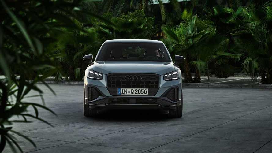 Audi Q2 restylé - Nouveaux feux Matrix LED, nouvelles technologies
